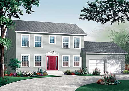 4 Bedrooms Up 21744dr Architectural Designs House Plans