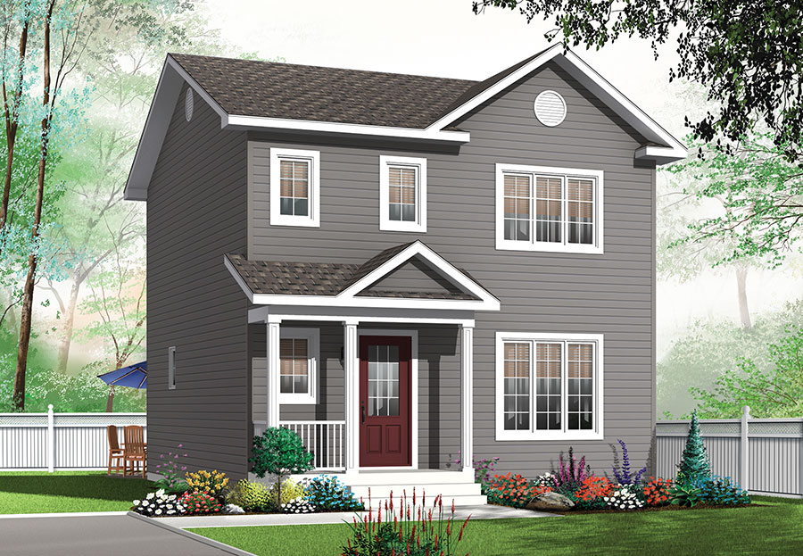 L081014103650 1479214831 - 42+ Small Two Story Modern House Floor Plans Pics