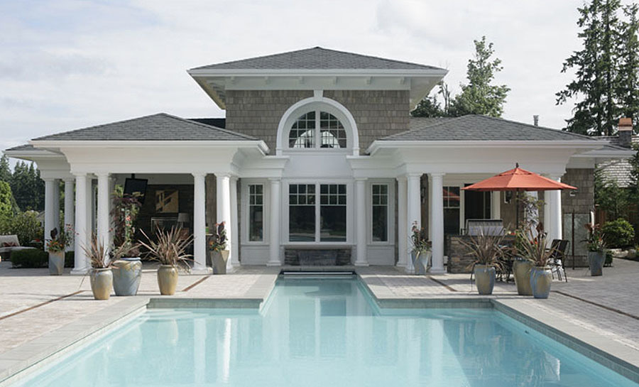 Poolhouse Plans