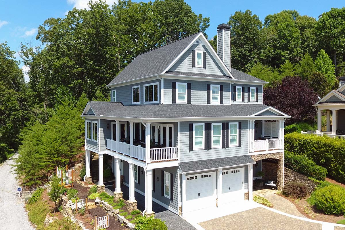 3-Story House Plan for a View Lot - 24358TW ...