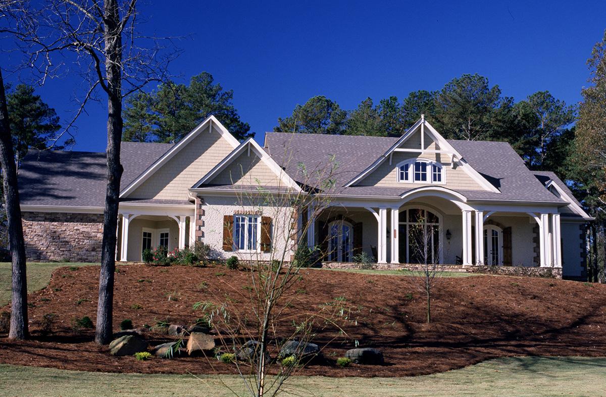 Plan 26681GG: Spacious Ranch Home Plan on