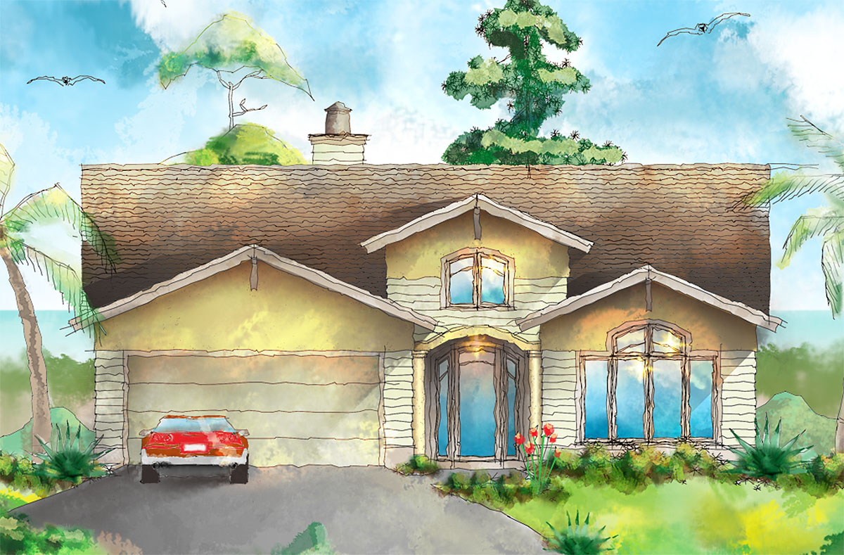 Well Design: Architectural Designs - House Plans