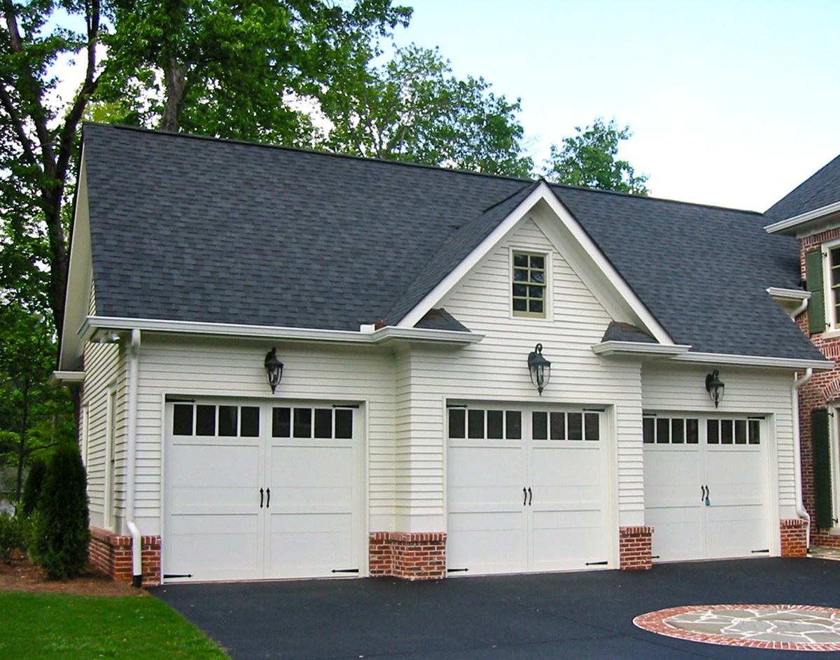 Plan 29859RL: Colonial Style Garage Apartment