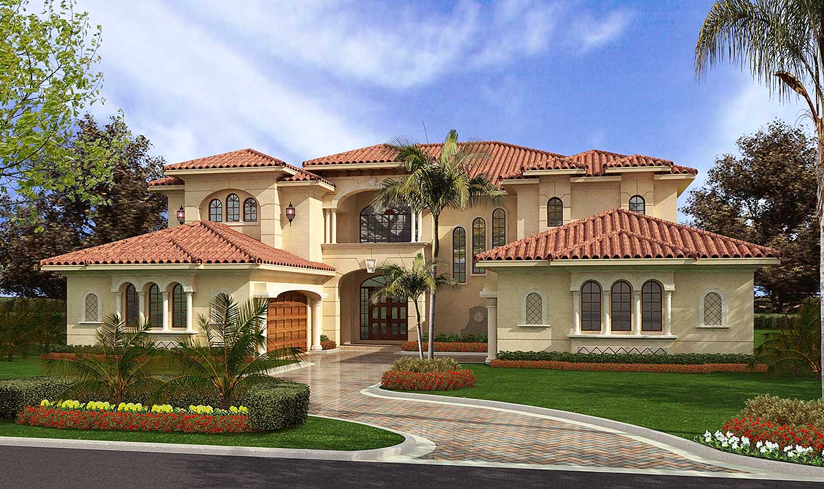 32065aa 1479853075 - 22+ Mediterranean Style Small Mediterranean House Plans Background