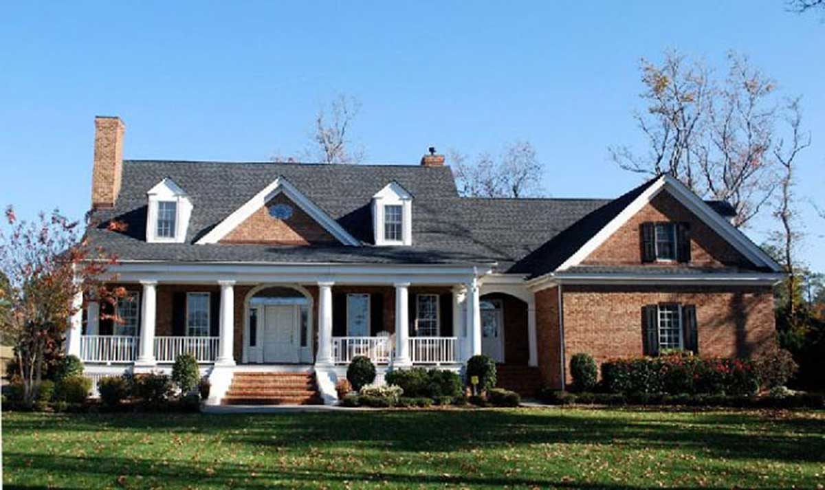Southern Living - 32468WP | Architectural Designs - House ...