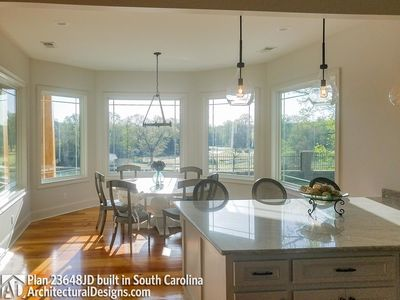 House Plan 23648JD comes to life in South Carolina - photo 012