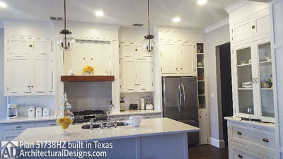 House Plan 51738HZ comes to life in Texas - photo 003