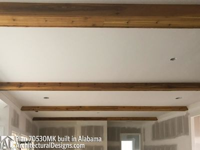 House Plan 70530MK comes to life in Alabama - photo 015