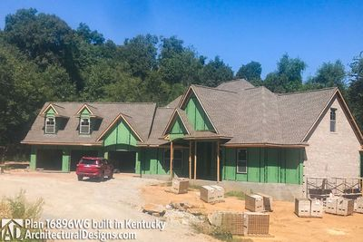 House Plan 16896WG Comes To Life In Kentucky! - photo 020