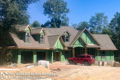 House Plan 16896WG Comes To Life In Kentucky! - photo 021
