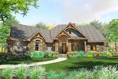 House Plan 16895wg Comes To Life In Tennessee