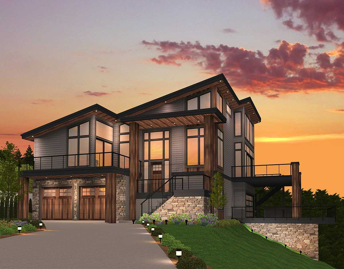 85147ms 1477518278 1479220667 - Get Two Story Modern Small House Design  Pics