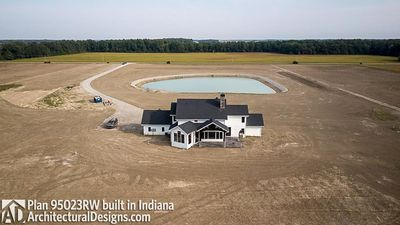 House Plan 95023RW comes to life in Indiana - photo 003