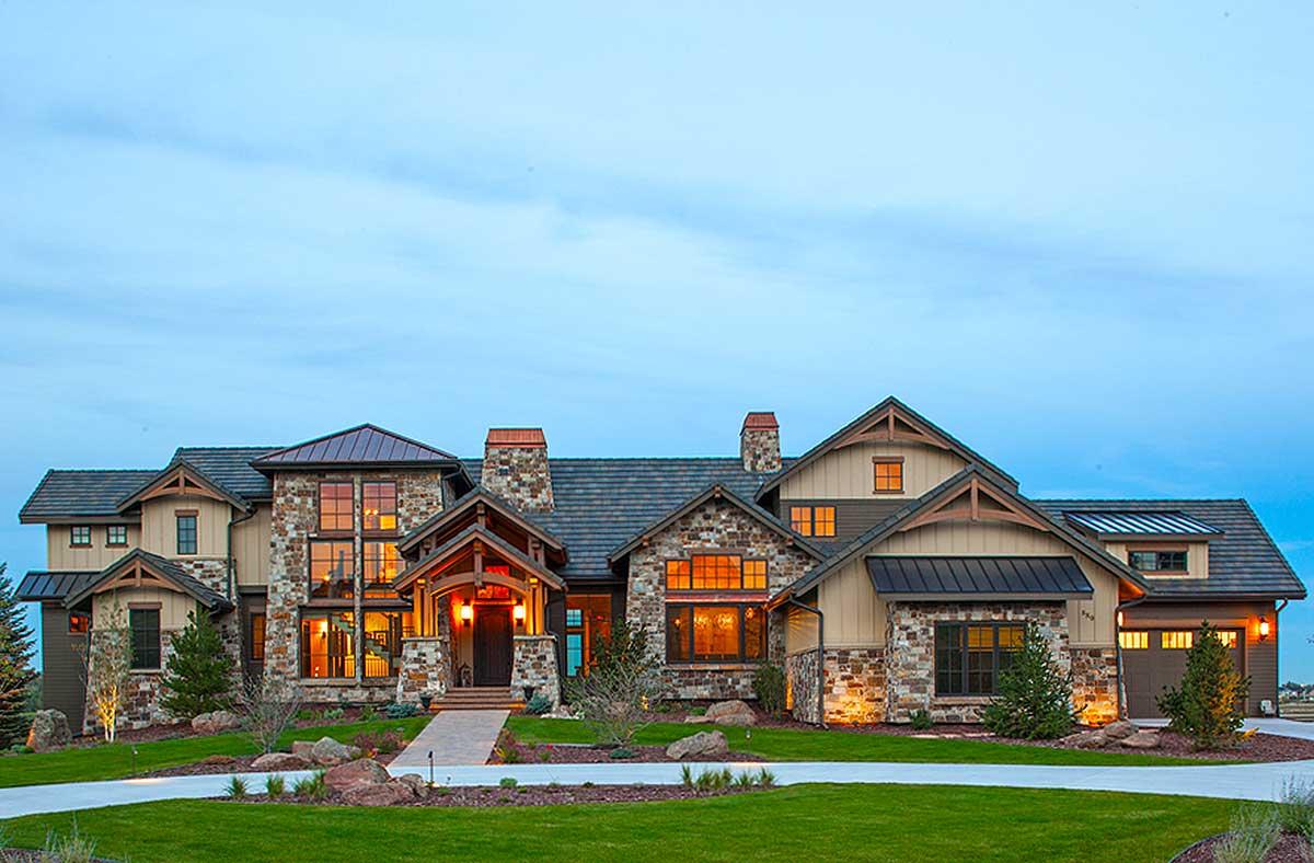Grand Mountain Lodge - 95029RW