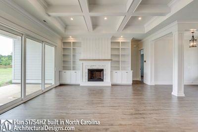 Modern Farmhouse Plan 51754HZ comes to life in North Carolina - photo 011