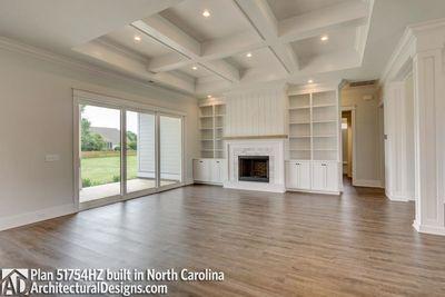 Modern Farmhouse Plan 51754HZ comes to life in North Carolina - photo 012