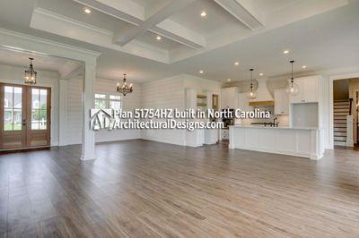 Modern Farmhouse Plan 51754HZ comes to life in North Carolina - photo 014