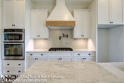 Modern Farmhouse Plan 51754HZ comes to life in North Carolina - photo 020