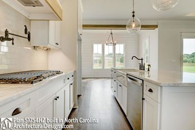 Modern Farmhouse Plan 51754HZ comes to life in North Carolina - photo 021
