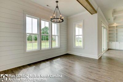 Modern Farmhouse Plan 51754HZ comes to life in North Carolina - photo 023