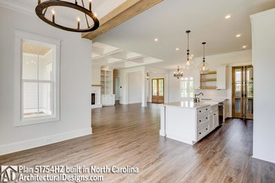 Modern Farmhouse Plan 51754HZ comes to life in North Carolina - photo 024