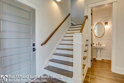 Modern Farmhouse Plan 51754HZ comes to life in North Carolina - photo 025