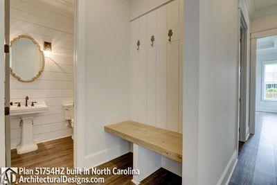 Modern Farmhouse Plan 51754HZ comes to life in North Carolina - photo 026