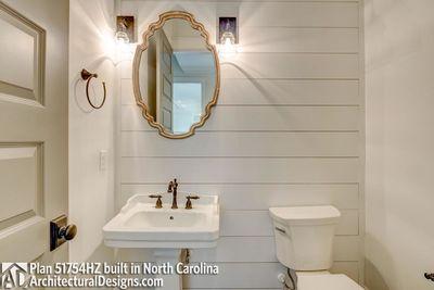 Modern Farmhouse Plan 51754HZ comes to life in North Carolina - photo 027
