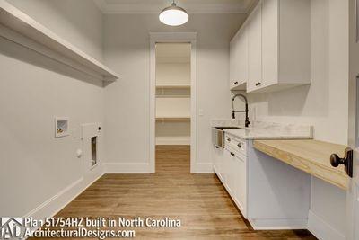 Modern Farmhouse Plan 51754HZ comes to life in North Carolina - photo 028