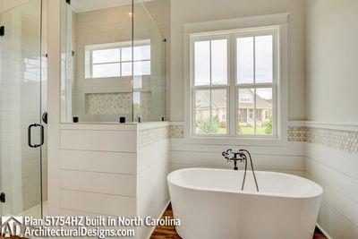 Modern Farmhouse Plan 51754HZ comes to life in North Carolina - photo 031