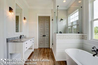 Modern Farmhouse Plan 51754HZ comes to life in North Carolina - photo 032