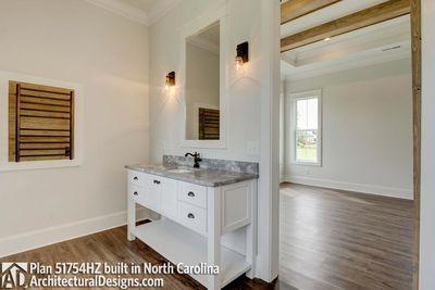Modern Farmhouse Plan 51754HZ comes to life in North Carolina - photo 033