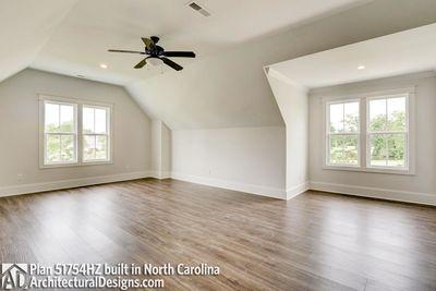 Modern Farmhouse Plan 51754HZ comes to life in North Carolina - photo 035