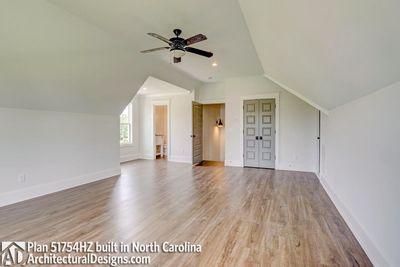 Modern Farmhouse Plan 51754HZ comes to life in North Carolina - photo 036