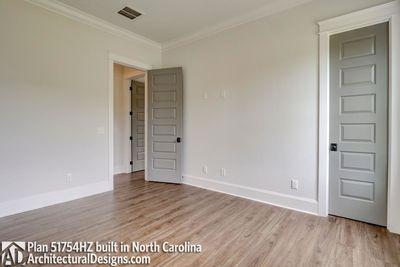 Modern Farmhouse Plan 51754HZ comes to life in North Carolina - photo 043
