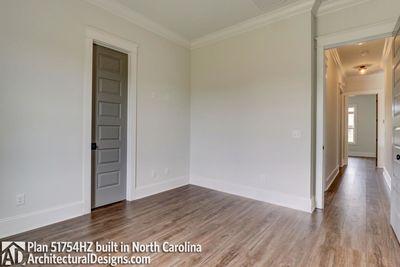 Modern Farmhouse Plan 51754HZ comes to life in North Carolina - photo 045