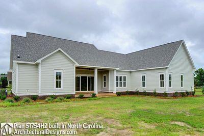 Modern Farmhouse Plan 51754HZ comes to life in North Carolina - photo 047