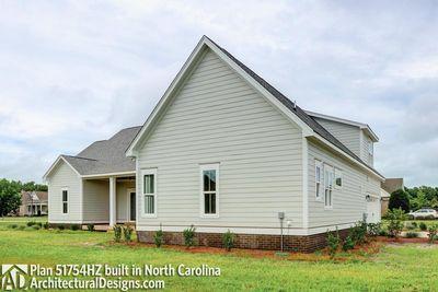 Modern Farmhouse Plan 51754HZ comes to life in North Carolina - photo 049