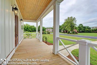 Modern Farmhouse Plan 51754HZ comes to life in North Carolina - photo 006