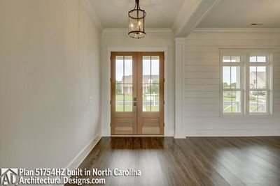 Modern Farmhouse Plan 51754HZ comes to life in North Carolina - photo 007