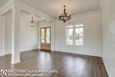 Modern Farmhouse Plan 51754HZ comes to life in North Carolina - photo 008