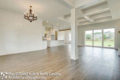 Modern Farmhouse Plan 51754HZ comes to life in North Carolina - photo 009