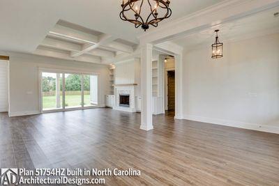 Modern Farmhouse Plan 51754HZ comes to life in North Carolina - photo 010