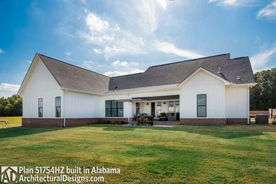 House Plan 51754HZ Comes To Life In Alabama! - photo 002
