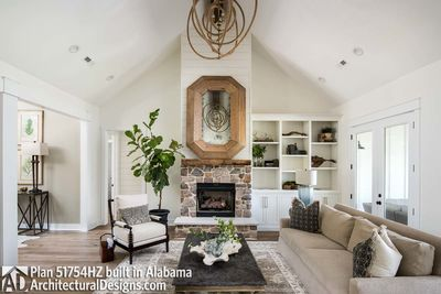 House Plan 51754HZ Comes To Life In Alabama! - photo 006