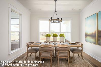 House Plan 51754HZ Comes To Life In Alabama! - photo 010