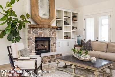 House Plan 51754HZ Comes To Life In Alabama! - photo 022