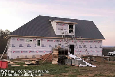 House Plan 51755HZ comes to life in Virginia - photo 051
