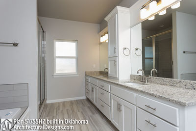House Plan 51755HZ comes to life in Oklahoma - photo 010