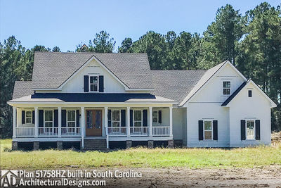 House Plan 51758HZ comes to life in South Carolina - photo 001